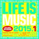 Pochette Life Is Music 2015.1