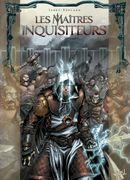 Couverture Sasmaël - Les Maîtres Inquisiteurs, tome 2