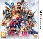 Jaquette Project X Zone
