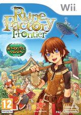Jaquette Rune Factory Frontier