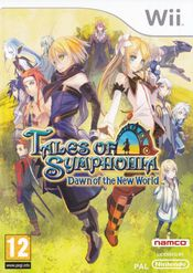 Jaquette Tales of Symphonia : Dawn of the New World
