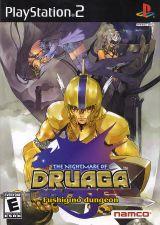 Jaquette The Nightmare of Druaga