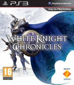 Jaquette White Knight Chronicles