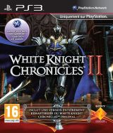 Jaquette White Knight Chronicles II