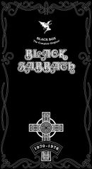 Pochette Black Box: The Complete Original Black Sabbath (1970–1978)