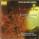 Pochette The Beltane Fire / Caroline Mathilde (Concert Suite from Act II of the Ballet)