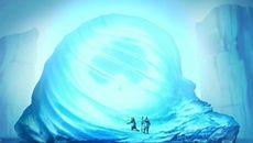 screenshots Le garçon bloqué dans l'iceberg
