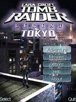Jaquette Tomb Raider Legend : Tokyo