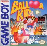 Jaquette Balloon Kid
