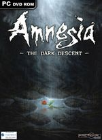 Jaquette Amnesia: The Dark Descent