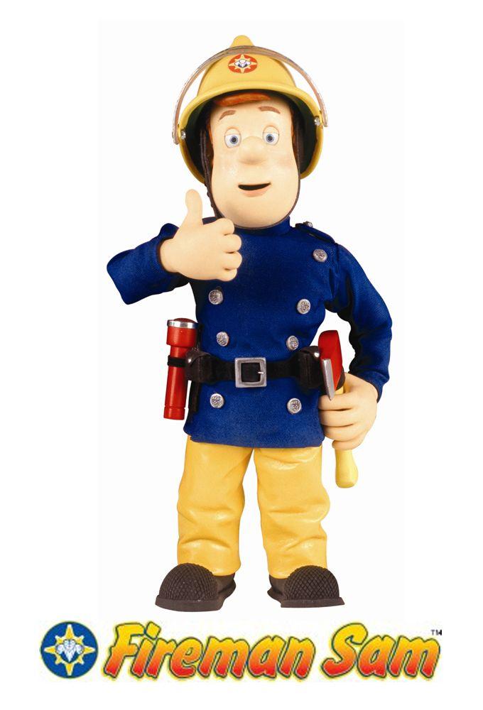Sam le pompier s rie 1987 senscritique - Sam le pompier personnages ...