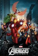 Affiche Avengers Rassemblement!