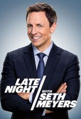 Affiche Late Night with Seth Meyers