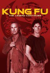 Affiche Kung fu, la légende continue