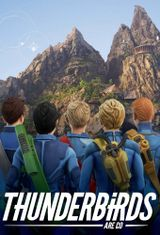 Affiche Thunderbirds Are Go!