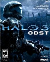 Jaquette Halo 3 : ODST