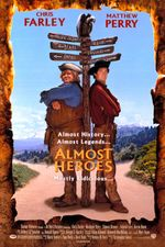 Affiche Almost Heroes