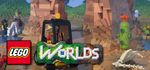 Jaquette LEGO Worlds