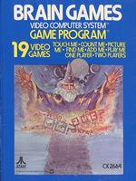Jaquette Brain Games