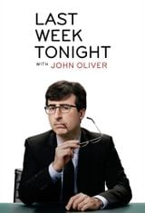 Affiche Last Week Tonight with John Oliver