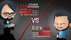 screenshots 6coups6mouches vs CdV