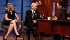 screenshots Amy Poehler, Vice President Joe Biden & A Great Big World