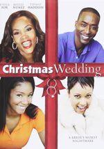 Affiche A Christmas Wedding