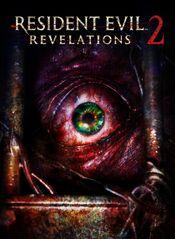 Jaquette Resident Evil: Revelations 2