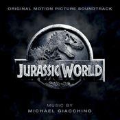 Pochette Jurassic World (OST)