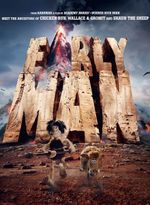 Affiche Early Man