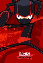 Affiche Randy Cunningham: 9th Grade Ninja