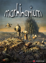 Jaquette Machinarium