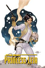 Couverture Star Wars: Princess Leia, tome 1