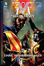 Couverture Multiversity Deluxe Edition Hardcover
