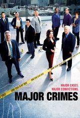 Affiche Major Crimes