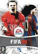 Jaquette FIFA 08