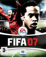 Jaquette FIFA 07