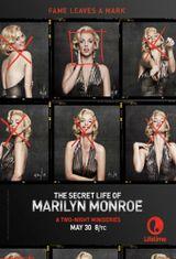 Affiche The Secret Life of Marilyn Monroe