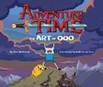 Couverture Adventure Time : The Art of Ooo