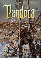 Couverture Pandora, tome 2 : Les flibustiers du grand fleuve