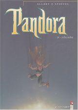 Couverture Pandora, Tome 4 : Tohu-Bohu