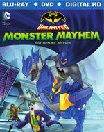 Affiche Batman Unlimited : Monstrueuse Pagaille