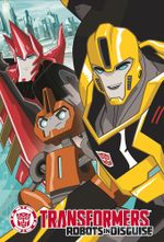 Affiche Transformers: Robots In Disguise (2015)