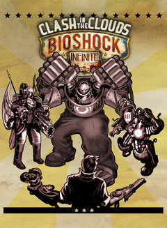 Jaquette BioShock Infinite : Carnage céleste