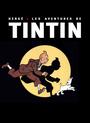 Affiche Les Aventures de Tintin