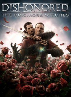 Jaquette Dishonored : Les Sorcières de Brigmore