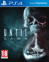 Jaquette Until Dawn