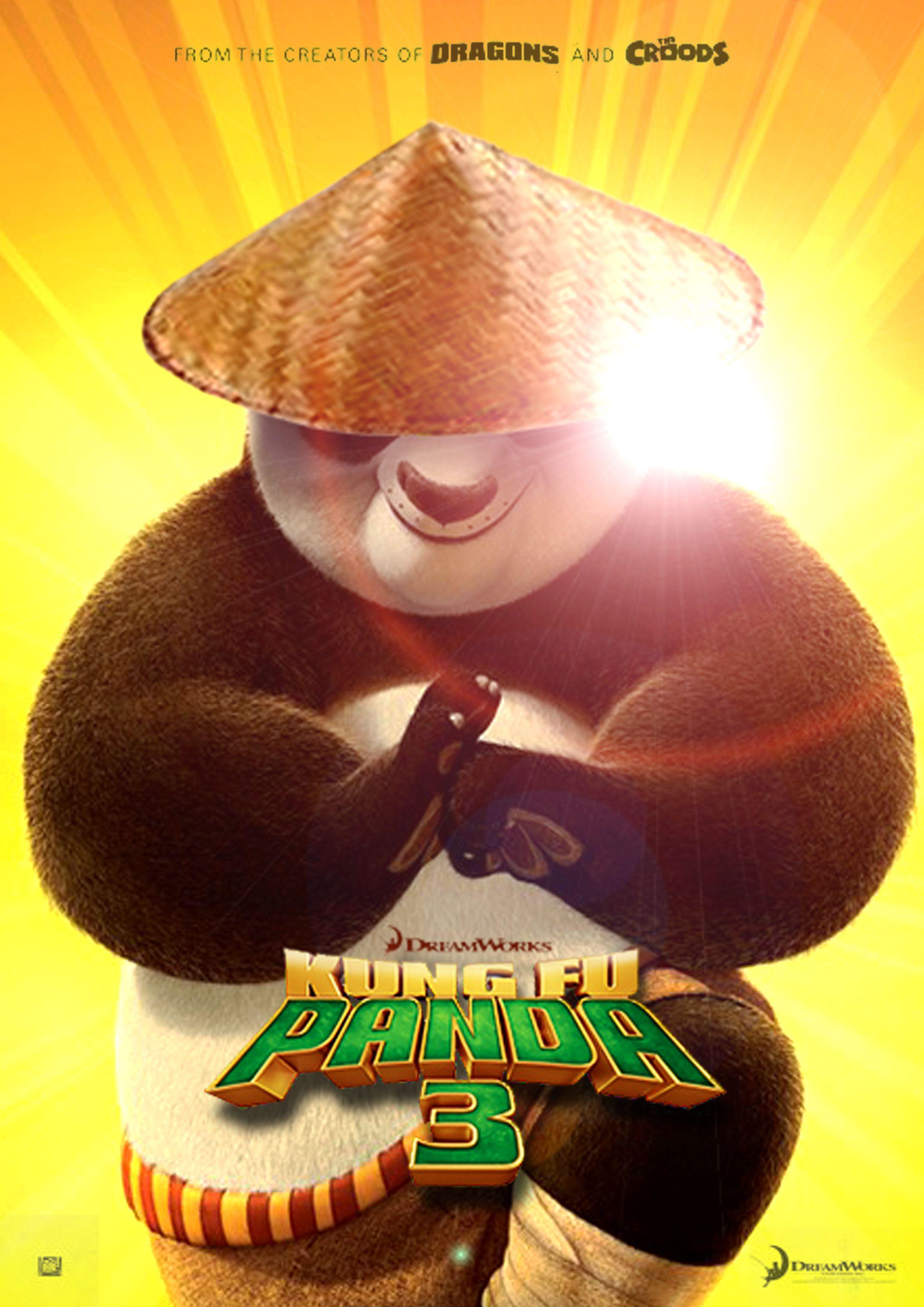 Affiches Posters Et Images De Kung Fu Panda 3 2016