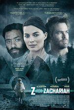 Affiche Z for Zachariah