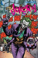 Couverture Joker: L'heure des singeries